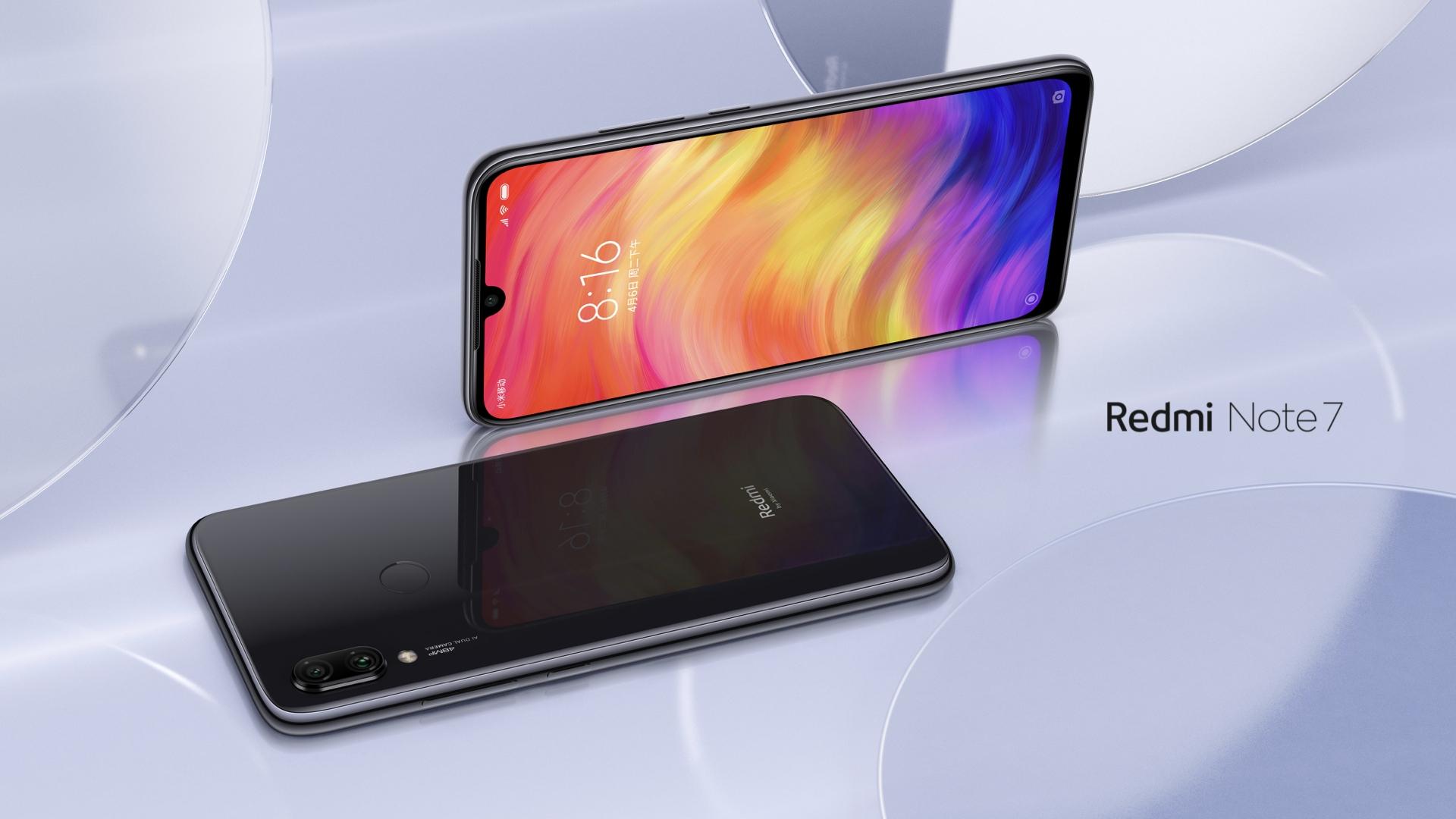 смартфон Redmi Note 7