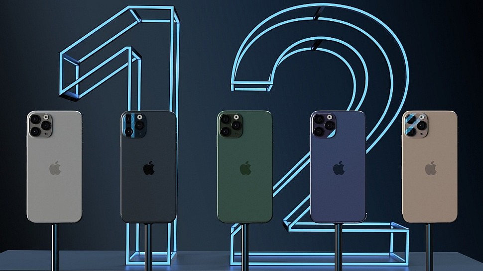 Предстоящая новинка смартфон Apple iPhone 12
