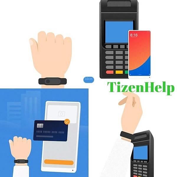 Оплата Xiaomi Mi Band 5 с помощью NFC