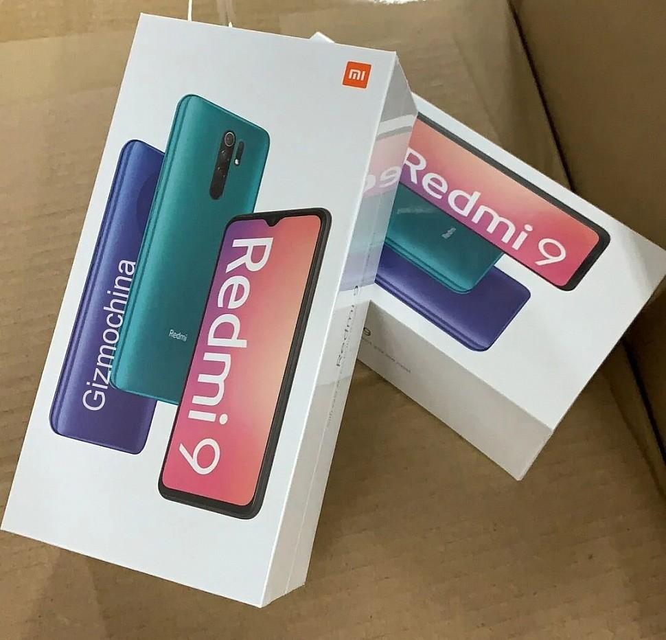 Коробка Redmi 9