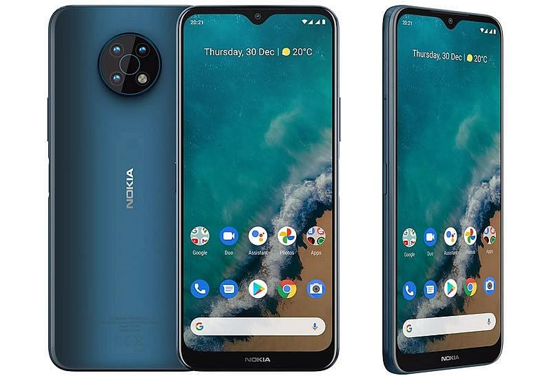 Официальный анонс Nokia G50 5G ожидается в этом месяце