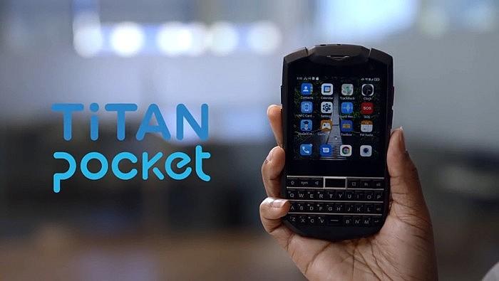 Titan Pocket подойдет как для деловых путешественников, туристов, так и пользователям, ценящим компактность и удобство
