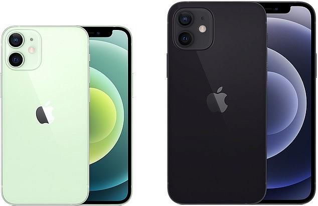 """Новинки Apple iPhone 12 5,4"""" и Apple iPhone 12 Mini 6,1"""""""