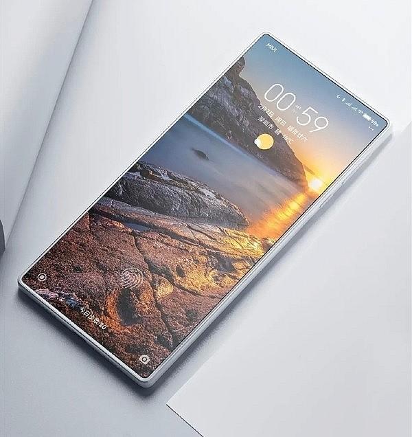 Xiaomi Mi Mix 4 будет оснащен двумя батареями емкостью 2430 мА/ч и подэкранной камерой