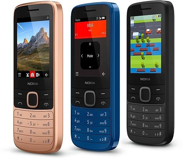Новые кнопочные телефоны Nokia 215 4G и Nokia 225 4G