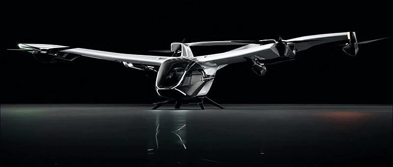 CityBus NextGen представляет собой автономный летающий электромобиль
