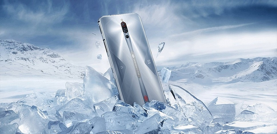 Игровой смартфон Nubia Red Magic 5S - улучшенная система охлаждения