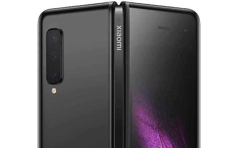 Складной телефон Xiaomi