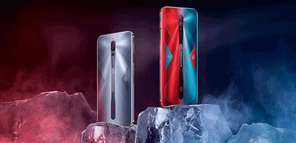 Игровой смартфон Nubia Red Magic 5S - режим GPU Boost
