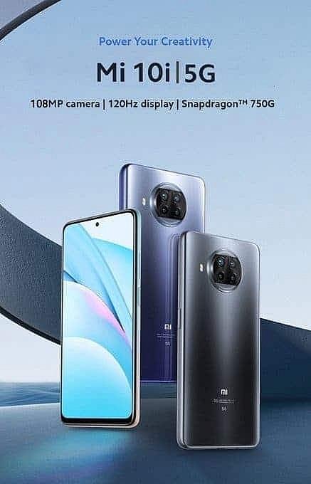 Xiaomi Mi 10i может быть международным аналогом китайского Redmi Note 9 Pro 5G