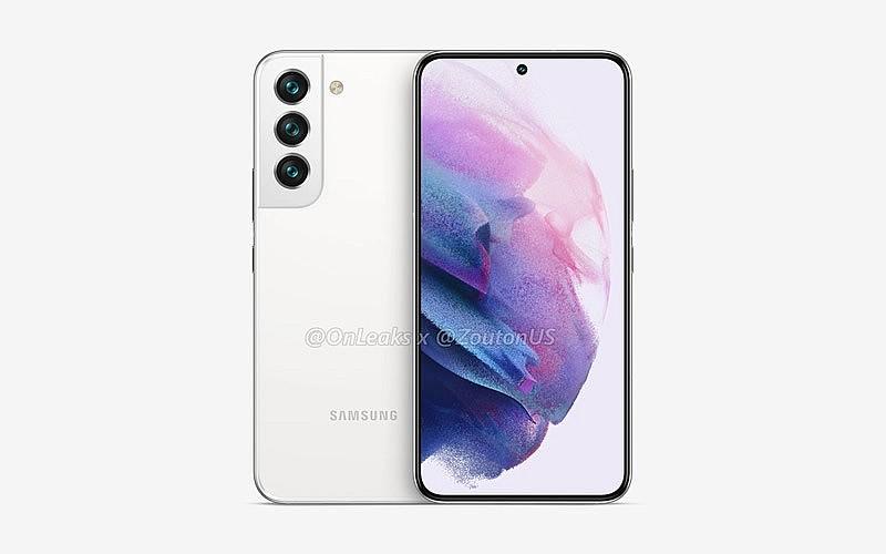 Предстоящий Samsung Galaxy S22 будет лишь немного отличаться по дизайну от Samsung Galaxy S21
