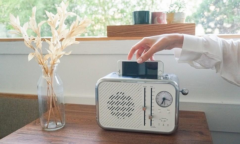 """Многофункциональное устройство для смартфонов """"Phone Toaster"""""""