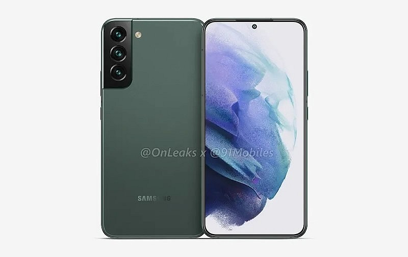 Samsung Galaxy S22 Plus станет немного шире и толще чем Samsung Galaxy S21
