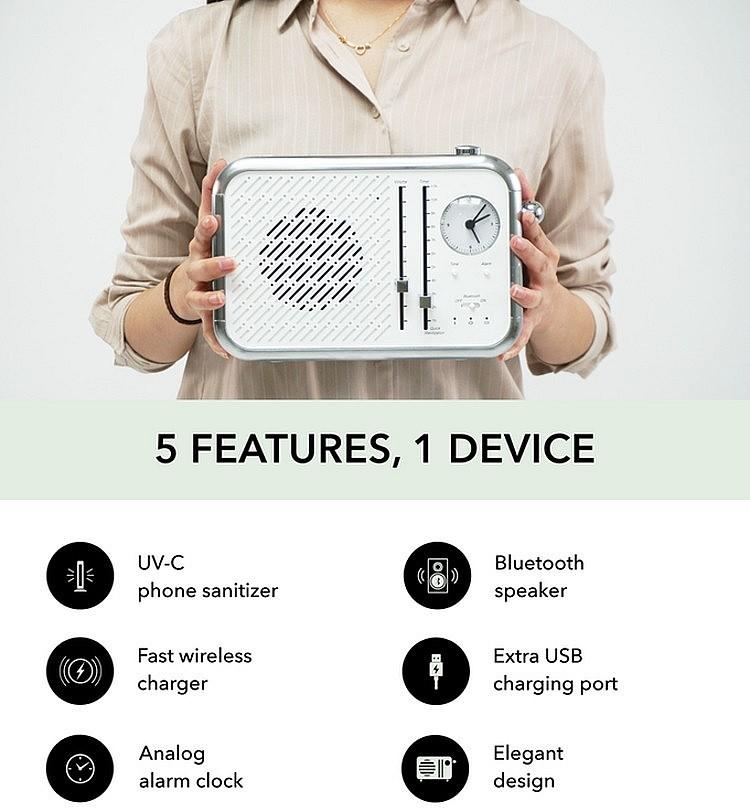 Основные функции устройства