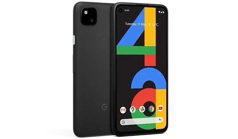 Новинка бюджетный смартфон Google Pixel 4A