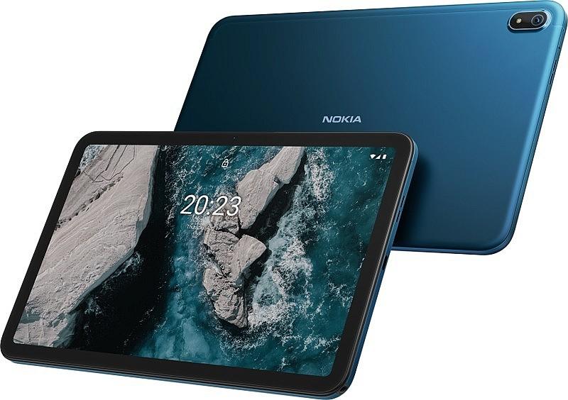 Nokia T20 это первый планшет бренда, выпущенный с 2014 года