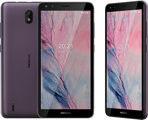 Nokia C01 Plus - бюджетный смартфон в минималистичном дизайне для повседневных задач