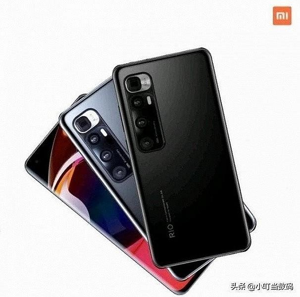 Неофициальное изображение Xiaomi Mi 10 Ultra