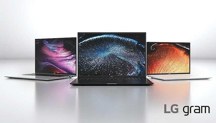 Новая серия ноутбуков LG Gram