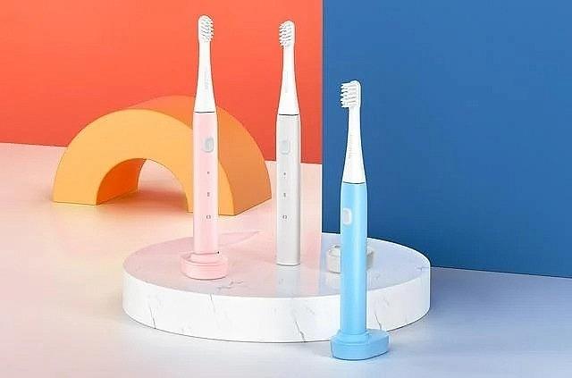 Зубная щетка Xiaomi Inncap Sonic Electric Toothbrush - три цвета в комплекте