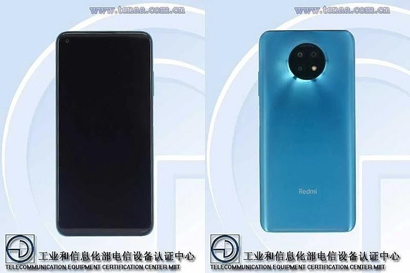 Redmi Note 9 5G M2007J22C