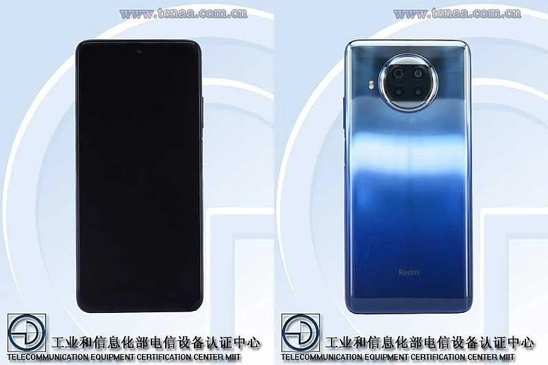 Redmi Note 9 5G Pro M2007J17C