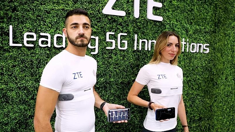 YouCare 5G основана на технологии, которая обеспечивает мониторинг состояния здоровья с помощью встроенных в футболку датчиков
