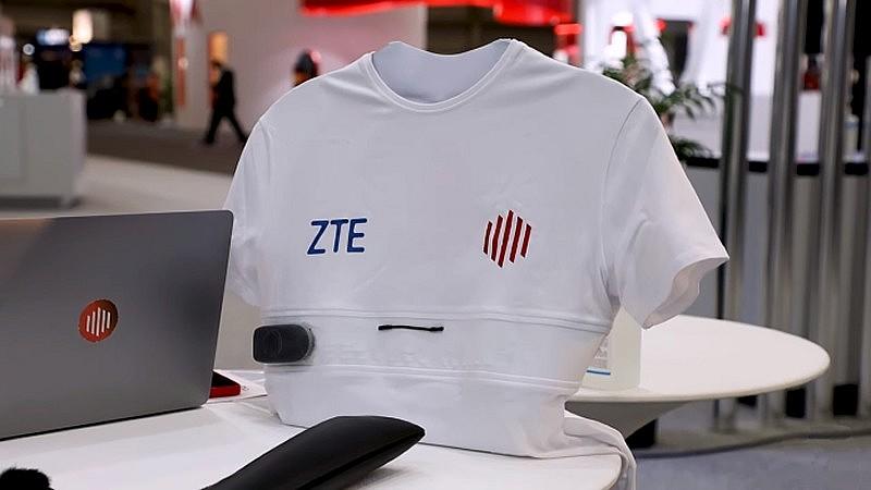 YouCare 5G выполнена из моющегося многоразового текстильного материала и выглядит как обычная футболка