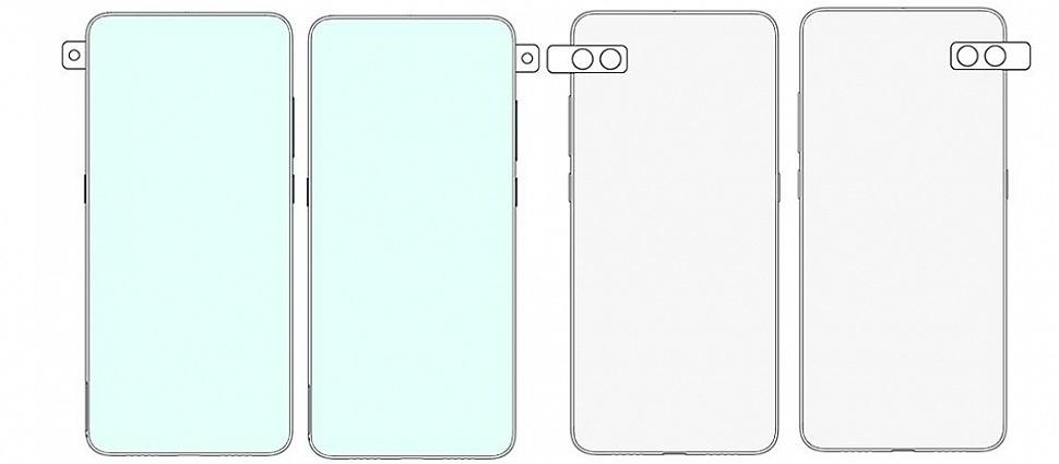 Вращающаяся камера Xiaomi - варианты положения камеры №2