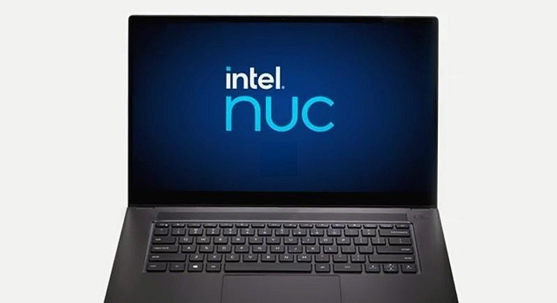 Ноутбук Intel NUC M15