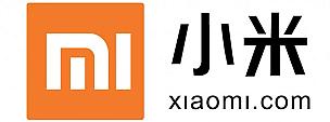 Написание бренда Xiaomi