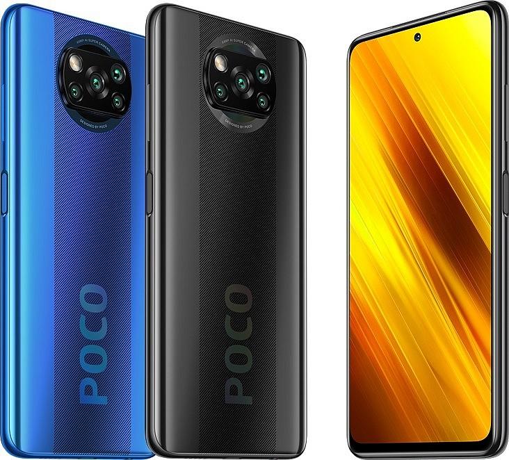 Новинка смартфон Poco X3 NFC