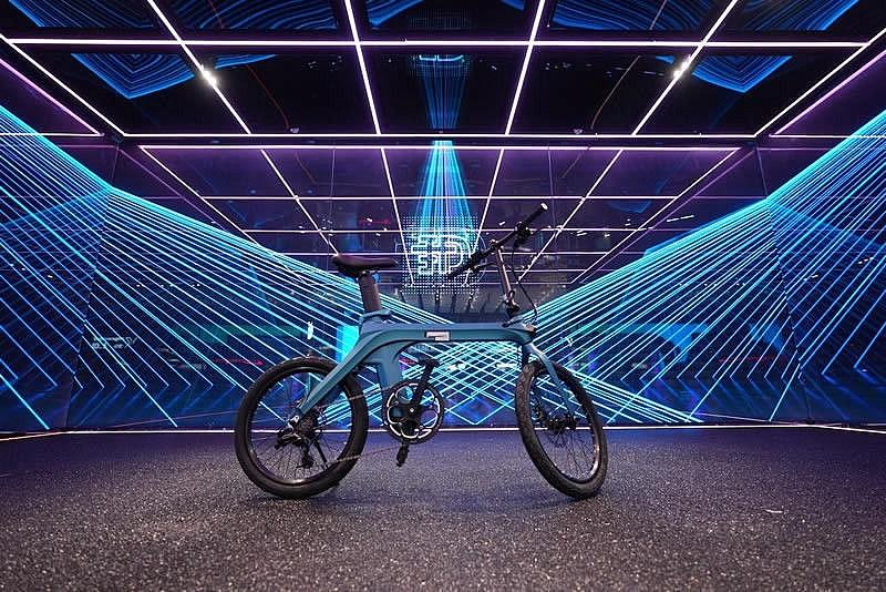 Представлен складной электровелосипед Fiido X с дальностью хода 130 км
