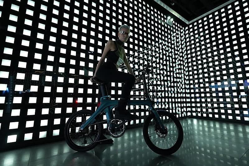 Складные велосипеды обеспечивают компактность в обращении и мобильность