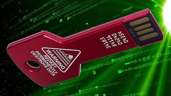 Redkey USB Computer Data Wipe Tool - инструмент для полного стирания данных