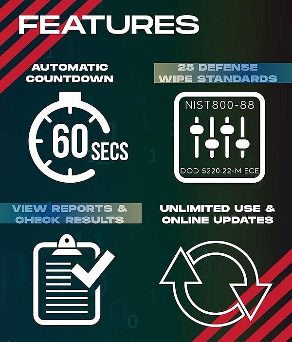 Основные особенности и возможности Redkey