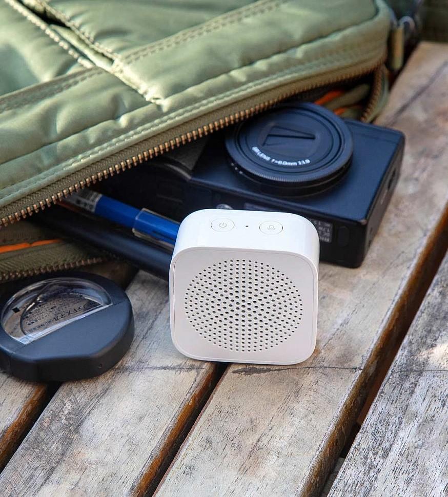XiaoAI Portable Speaker - время автономной работы до 6 часов