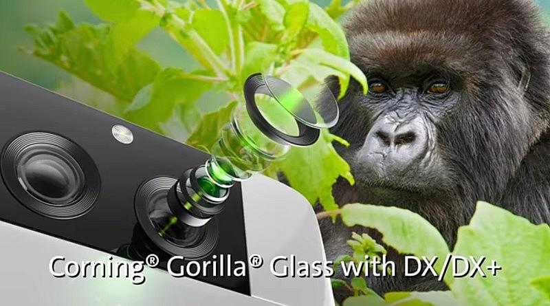 Corning выпустит защитное покрытие Gorilla Glass DX и DX+ для линз камер смартфонов