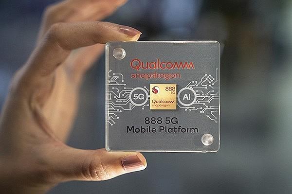 Флагманский процессор Qualcomm Snapdragon 888 5G был представлен вместо Snapdragon 875
