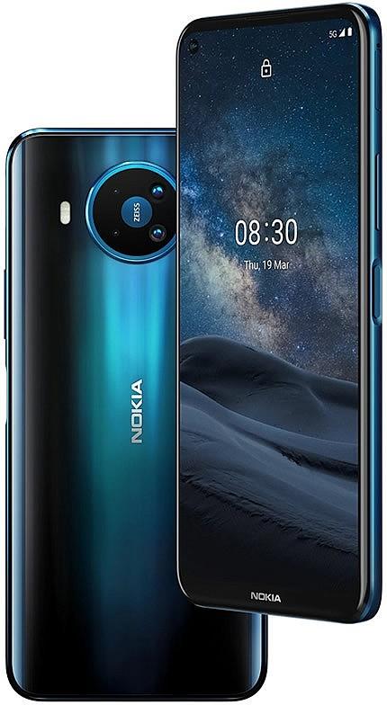 Предшественник Nokia 8.3 5G