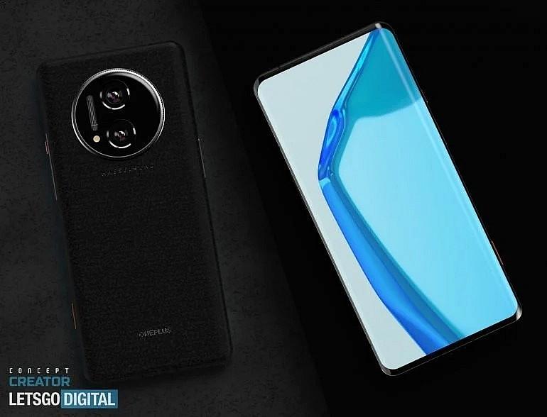 """Концепция OnePlus 10 Pro получила AMOLED-дисплей 6,7"""" с разрешением 3216 x 1440 пикселей и высокой частотой обновления 120 Гц"""