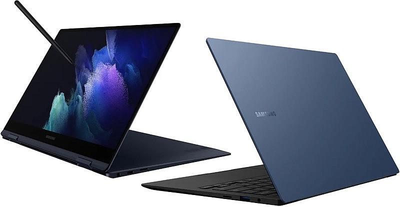Samsung представила ноутбуки Galaxy Book Pro и Galaxy Book Pro 360