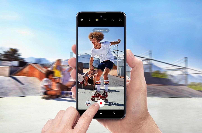 Смартфон Samsung Galaxy A51 6/128Gb Black (Черный)