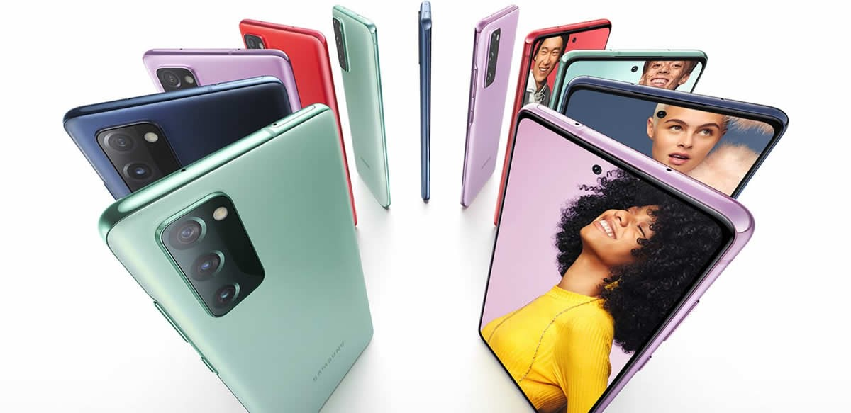 Смартфон Samsung Galaxy S20FE 2