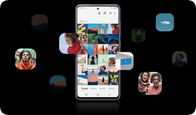 Смартфон Samsung Galaxy S20FE 14