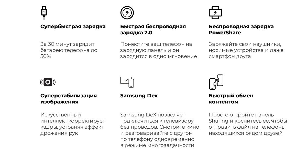 Смартфон Samsung Galaxy S20FE 16