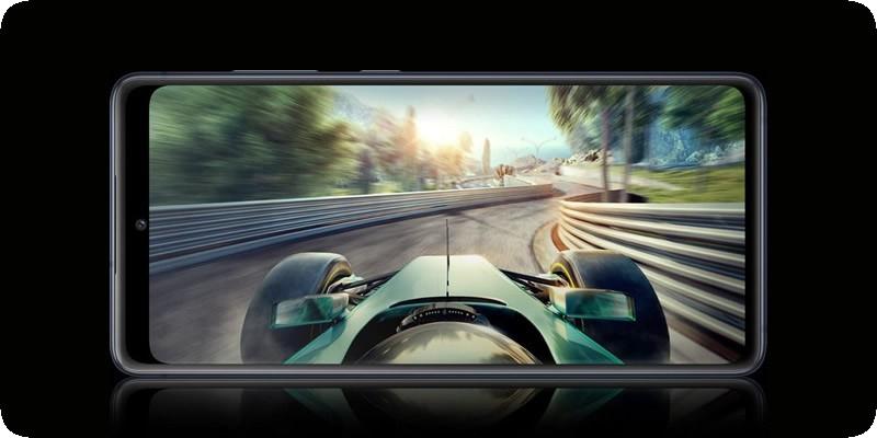 Смартфон Samsung Galaxy S20FE 10