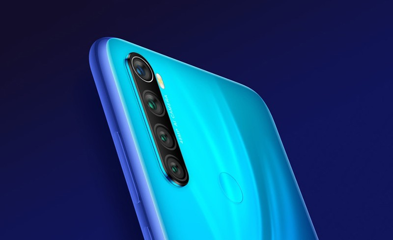 Смартфон Xiaomi Redmi Note 8 3/32GB Белый/White Global Version