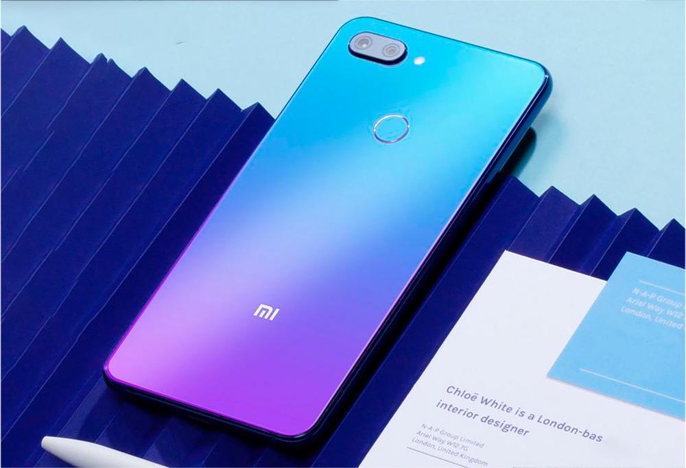 Xiaomi Mi 8 Lite -новинка от Xiaomi