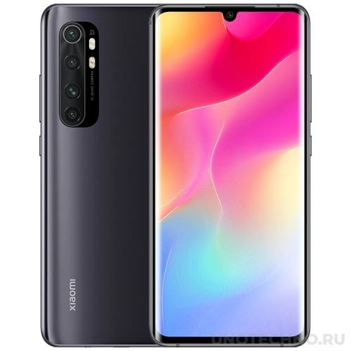 Смартфон Xiaomi Mi Note 10 Lite 6/64Gb Black (Черный) Global Version